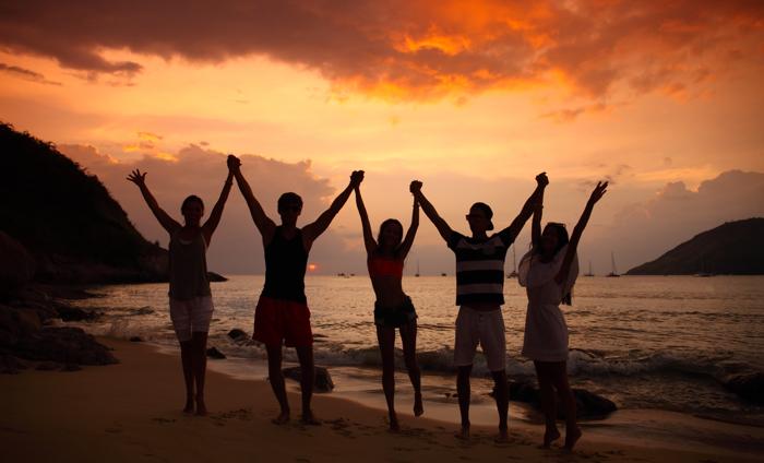 zonvakanties voor singles strand