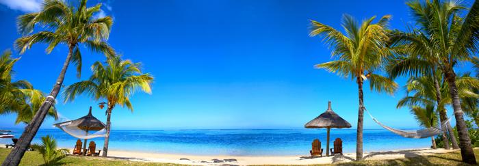 strand panorama strandvakantie