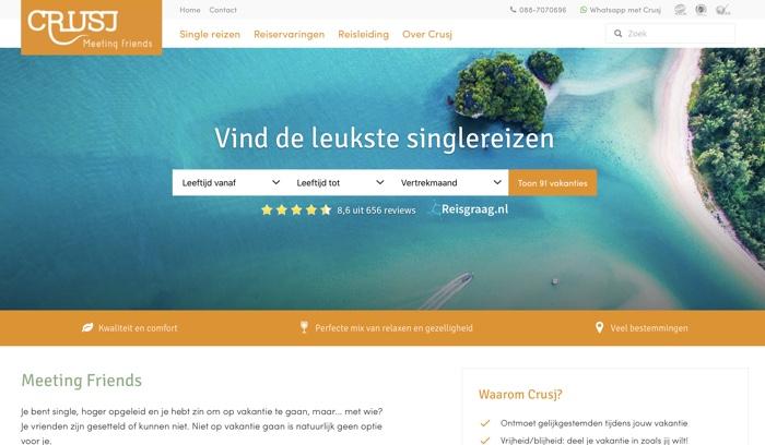 Crusj,.com website