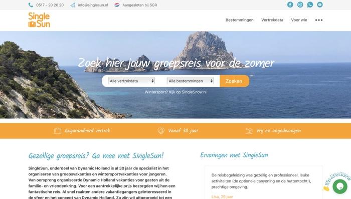 singles website
