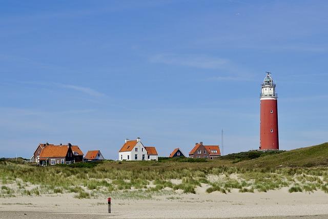wandelvakanties voor singles op Texel